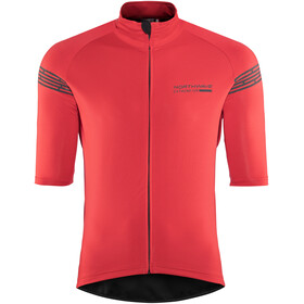 Northwave Extreme H2O Total Protection Short Sleeve Jacket Men red